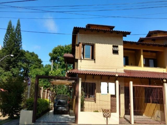Casa à venda com 3 dormitórios em Nonoai, Porto alegre cod:CA00137