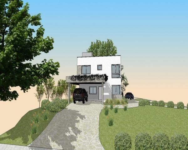 Casa de condomínio à venda com 3 dormitórios em Belém novo, Porto alegre cod:C1037 - Foto 3