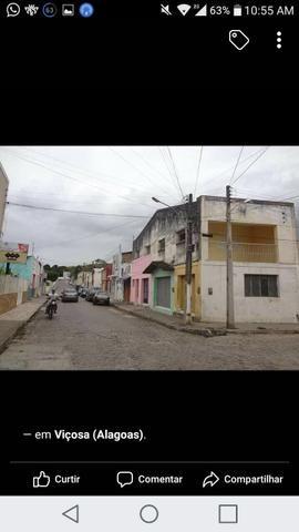 Aluga-se casa em Viçosa/Al