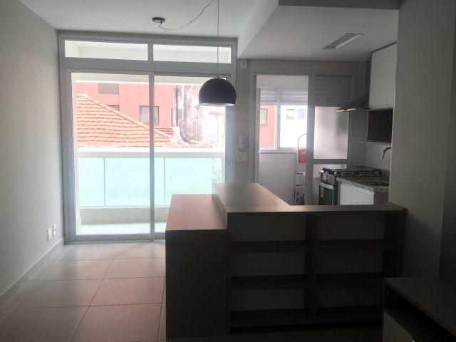 Apartamento Higienópolis- 2 dorms-1Vg-Lazer Completo