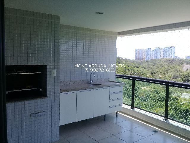Magnífico Apartamento Condomínio Manhattan, Soho, Paralela, Salvador/BA