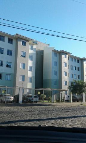 Vendo apartamento de 2 dormitórios, no bairro Morada dos Alpes Barbada R$115.000,00