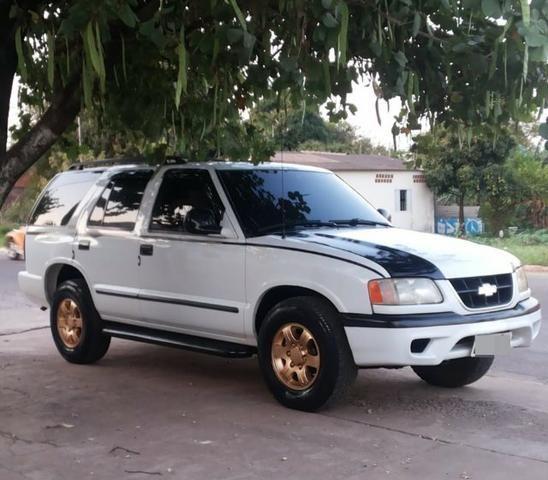 Chevrolet Blazer DLX 1996 - Branca