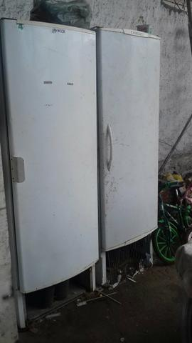 Frezer vertical 550 litros R$850,00 reais
