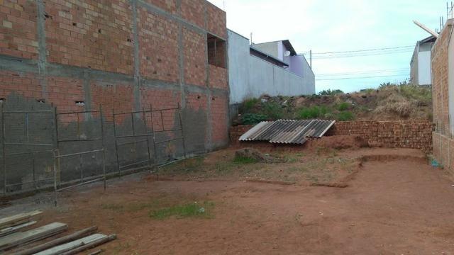 Terreno em Cosmópolis-SP, já com alicerce do muro (TE0027) - Foto 3