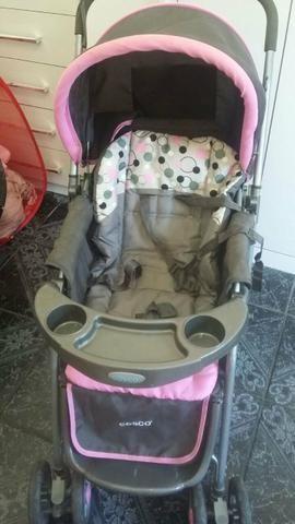 Carrinho de bebe reversivel