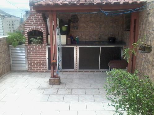 Grajaú - Apartamento duplex com 113 m² com 1 vaga na garagem