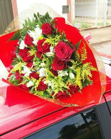 Rosas Vermelhas - Foto 6