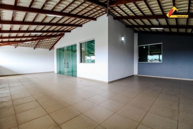 Casa residencial à venda, 4 quartos, 15 vagas, belvedere - divinópolis/mg - Foto 9