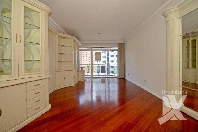 Apartamento - venda -3 quartos - 127 m² - r$ 700.000 - água verde - curitiba/pr