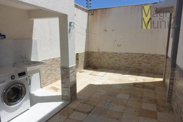 Porteira fechada - excelente casa duplex nova - Foto 16