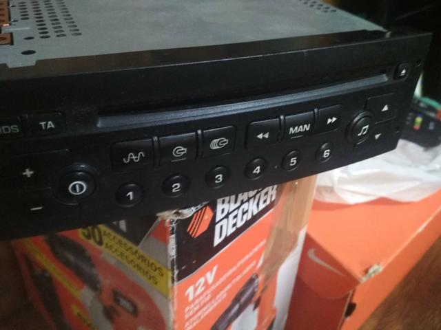 Rádio original C3 2008 - Foto 5