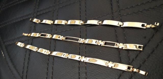Nossa promoção!! continua!! bracelete de moeda antiga!! - Foto 5