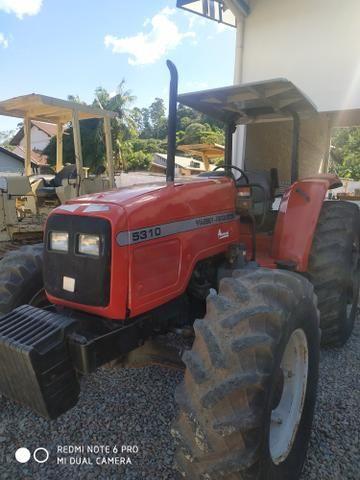 Trator agrícola Massey Ferguson 5310 - Foto 2