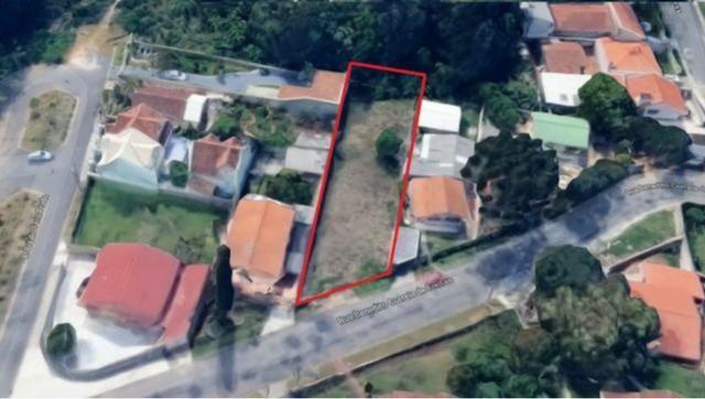 Terreno 666m² 16x41 projeto de casa Alto Padrão em anadamento - atrás Opera de Arame - Foto 8