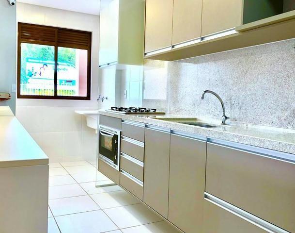 Apartamento em são josé condomínio com academia estilo alto padrão - Foto 11