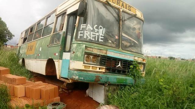 Carcaça de ônibus - Foto 2