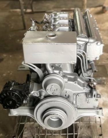 Motor mwm maritimo 229 com reversor hidráulico 2x1.zerado - Foto 2