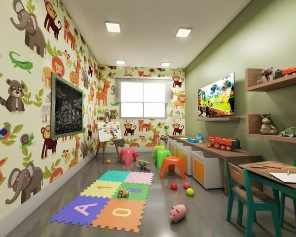 Apartamento em araucária condomínio clube, parcelamos tudo - Foto 8