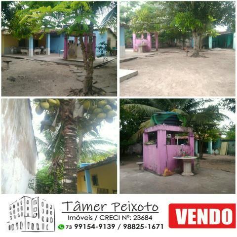 Vendo ou troco:Terreno de 720m² com 2 casas - Foto 3