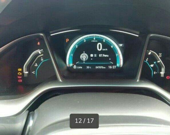 Honda Civic 2.0 EXL CVT Automático 17/17 - Foto 5