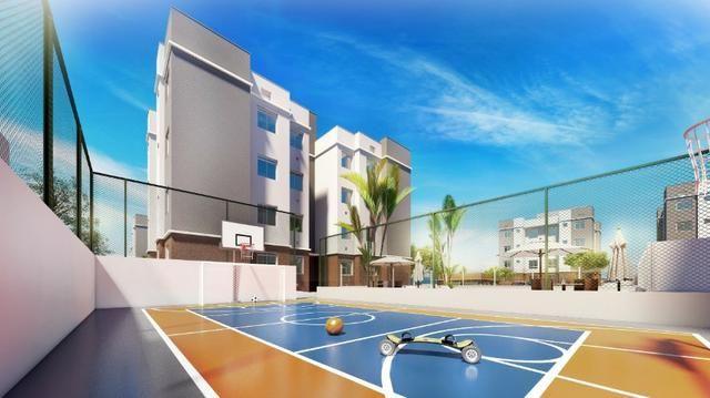 Apartamento em araucária condomínio clube subsídio de até 37 mil - Foto 6