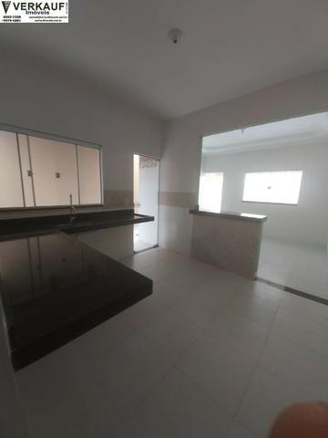 Casa 2 quartos - Res Santa Fé I - Goiânia / Go - Foto 6