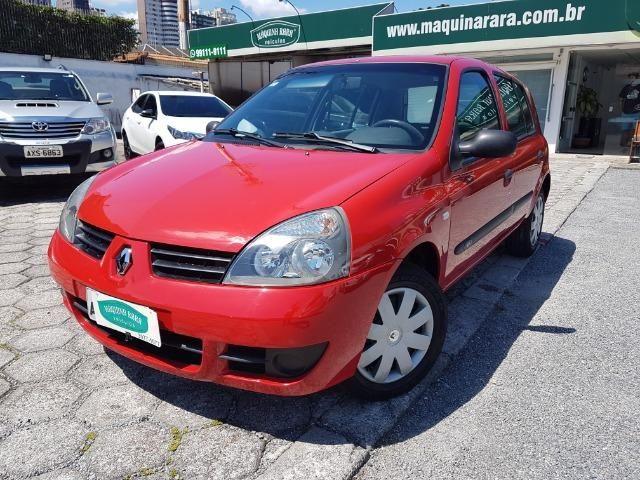 Clio Authentique 1.0 mecânico 4 portas flex - Foto 9