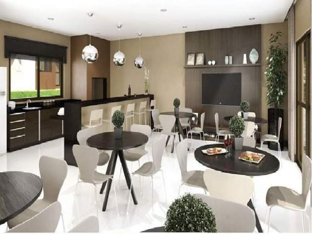 Apartamento em são josé condomínio com academia estilo alto padrão - Foto 5