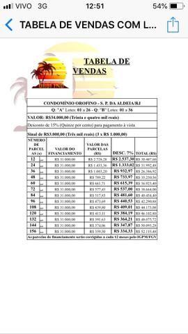 Terrenos em Cabo Frio parcelas a partir de R$ 399 - Últimos Terrenos - Foto 9