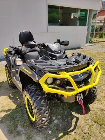 Vendo quadriciclo can am 1000cc 2019 - Foto 6