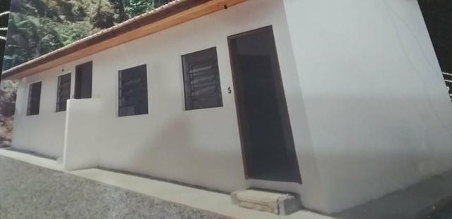 Aluga casa geminada Bairro Santo Antonio Joinville