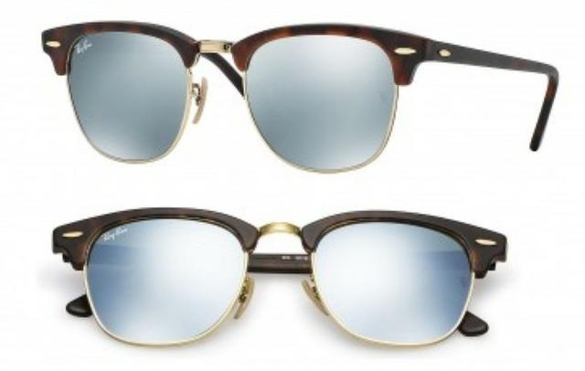 Óculos Ray-Ban Clubmaster - Bijouterias, relógios e acessórios ... f8ee50b5db