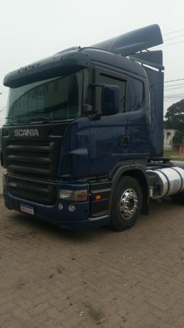 Cavalo Scania 380 - Lindo