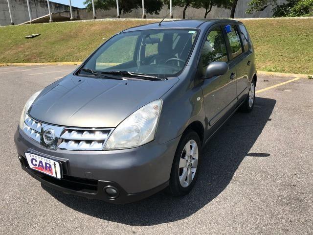 Nissan Livina 1.6 Sl Completo 2010