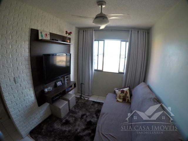 Apartamento 2 Quartos, reformado, com armários, sol da manhã, Resid. Jardim Tropical - Foto 4