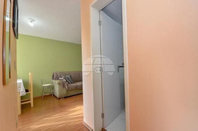 Apartamento à venda com 2 dormitórios em Barreirinha, Curitiba cod:142139 - Foto 17