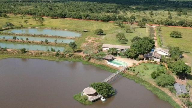 Fazenda em livramento/MT 512 hectares sendo 400 formado, 100% escriturada - Foto 8