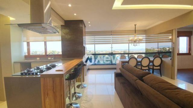 Apartamento com 2 dormitórios à venda, 80 m² por r$ 550.000,00 - mauá - novo hamburgo/rs