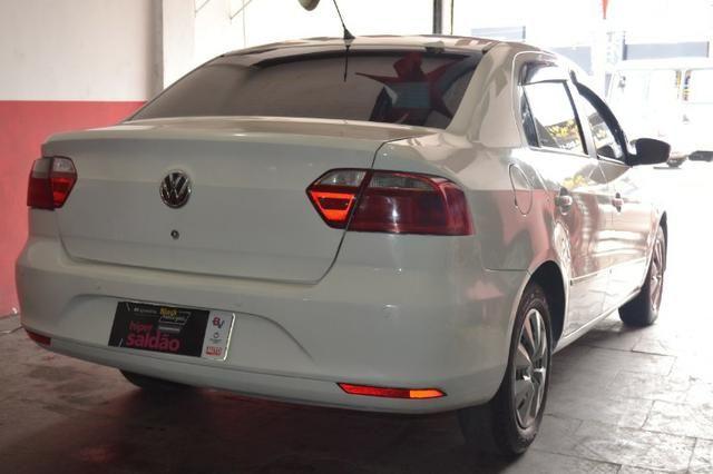 Volkswagen Voyage City 1.6 Flex com GNV, Completo. Aprovamos seu crédito mesmo sem renda - Foto 8
