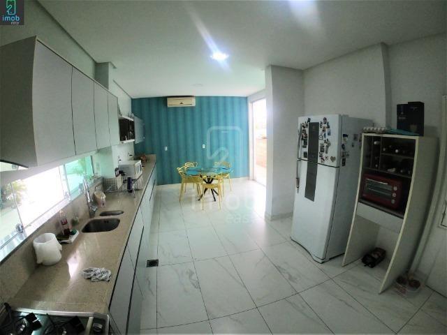 Residencial Adrianópolis, 5 suítes, piscina com fino acabamento (aceita bermuta) - Foto 4
