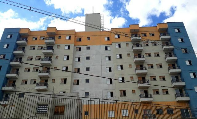 (R) Apartamento incrível, 2 dorms com sacada, área de lazer completa pelo MCMV
