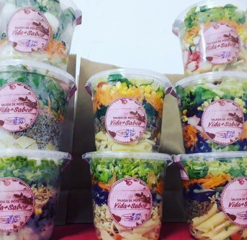 Vida+Sabor Salada de Pote