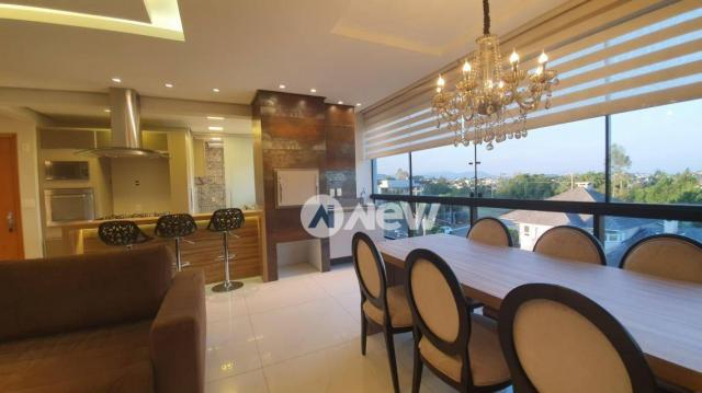 Apartamento com 2 dormitórios à venda, 80 m² por r$ 550.000,00 - mauá - novo hamburgo/rs - Foto 6
