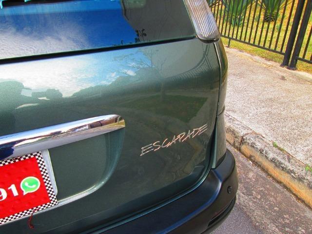 207 sw escapade 2010 1.6 flex completa 4 pneus novos impecável !!! - Foto 9