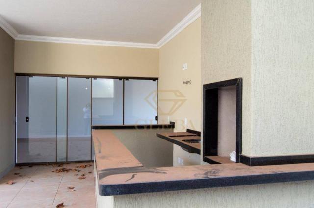 Condomínio Royal Forest, Gleba Palhano, Londrina, 200m² CA0577 - Foto 12
