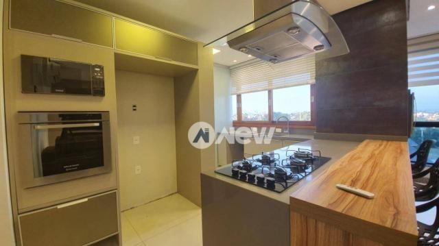 Apartamento com 2 dormitórios à venda, 80 m² por r$ 550.000,00 - mauá - novo hamburgo/rs - Foto 9