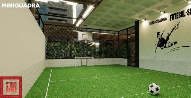 Apartamento na Jatiuca, quarto e sala, studio, 2 quartos ate 100 meses - Foto 6