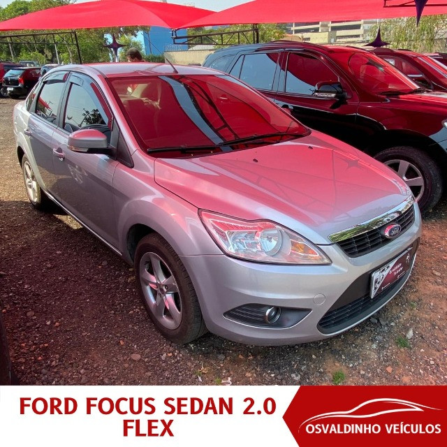 2009 Ford Focus Sedan 2.0 Flex Aut - Foto 2