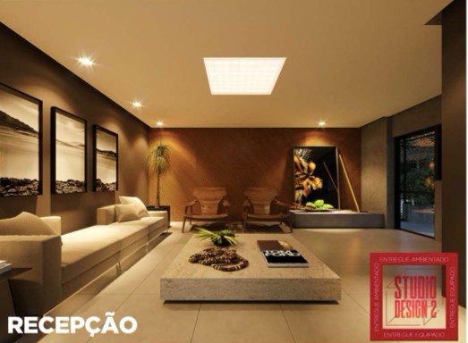 Apartamento na Jatiuca, quarto e sala, studio, 2 quartos ate 100 meses - Foto 20